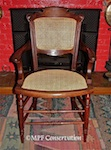 Victorian Cane Chair MPF Conservation