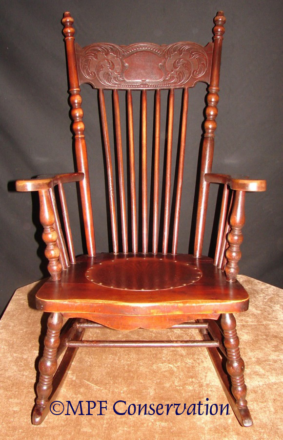 Antique Chair With Leather Seat Best 2000 Antique Decor