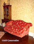 UPHOLSTERED SOFA MPF CONSERVATION