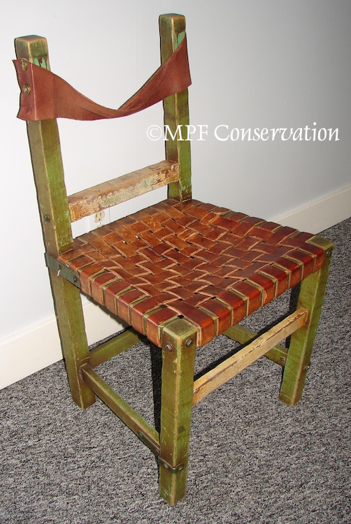 Mason Monterey Furniture Antique Restoration Portland Oregon