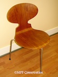 Arne Jacobsen Teak Ant Chair