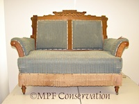 Eastlake Sofa-Bed Ca. 1875