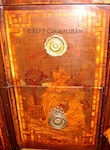 Third Empire French Chinoiserie Chest of Drawers